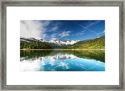Bettle's Bay Framed Print