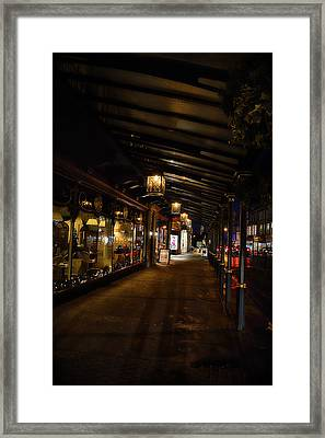 Bettys Cafe Framed Print by Mark Hunter