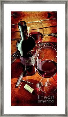Between Friends Framed Print by Jon Neidert