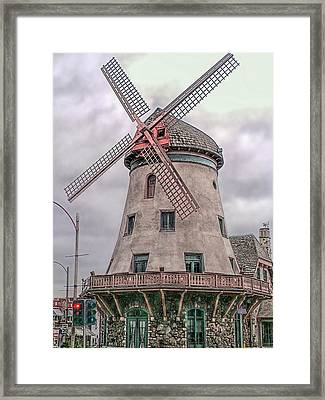 Bevo Mill Framed Print