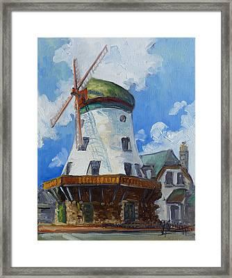 Bevo Mill - St. Louis Framed Print