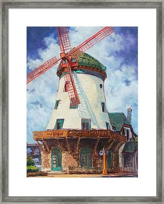 Bevo Mill In St.louis Framed Print