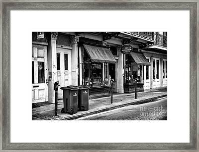 Bevolo Framed Print by John Rizzuto