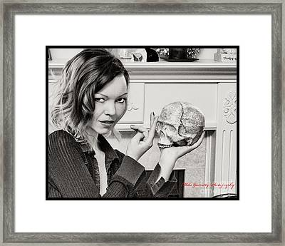 Bewitch Framed Print by Mike Garratty