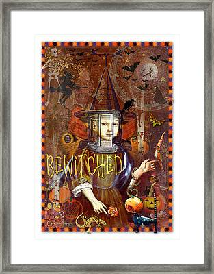 Bewitched Framed Print by Ernestine Grindal
