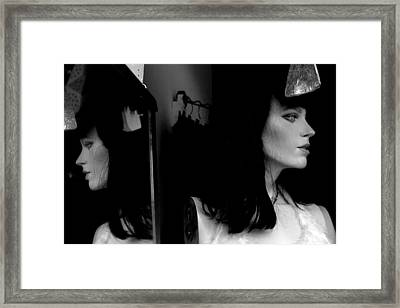 Bewitched Framed Print by Jez C Self