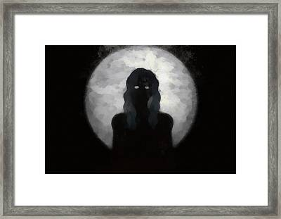 Bewitched Framed Print by Esoterica Art Agency