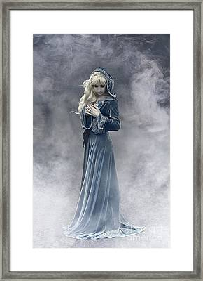 Bewitched  Framed Print by Svetlana Sewell
