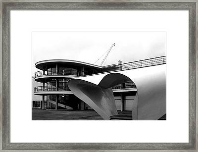 Bexhill 1 Framed Print by Jez C Self