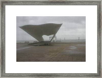 Bexhill 10 Framed Print by Jez C Self