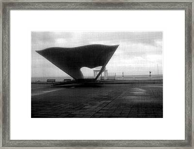 Bexhill 11 Framed Print by Jez C Self