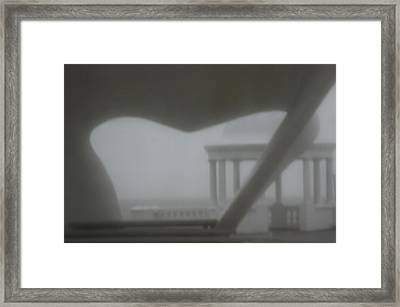 Bexhill 12 Framed Print by Jez C Self