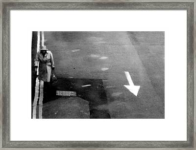 Bexhill 17 Framed Print by Jez C Self