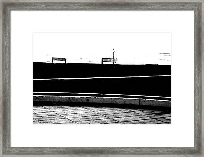 Bexhill 19 Framed Print by Jez C Self