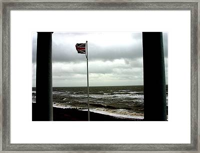 Bexhill 2 Framed Print by Jez C Self