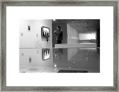 Bexhill 3 Framed Print by Jez C Self