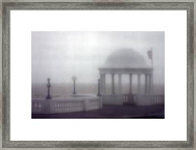 Bexhill 5 Framed Print by Jez C Self