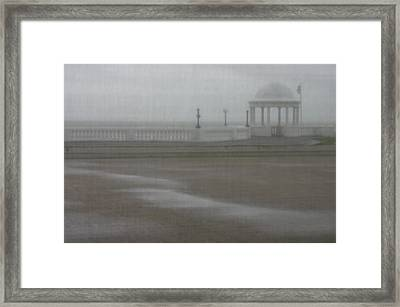 Bexhill 7 Framed Print by Jez C Self