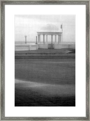 Bexhill 8 Framed Print by Jez C Self