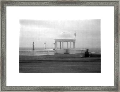 Bexhill 9 Framed Print by Jez C Self