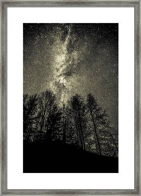 Beyond Eternity Framed Print