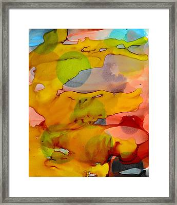 Beyond Framed Print by Louise Adams