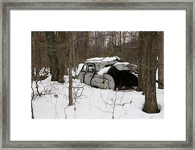 Beyond Repair Framed Print by George Jones