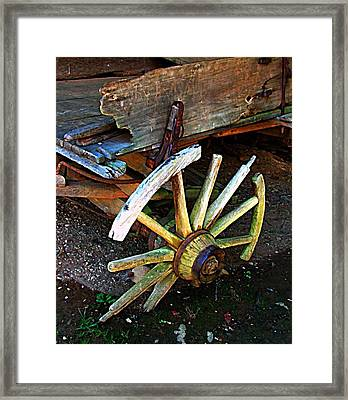 Beyond Repair Framed Print