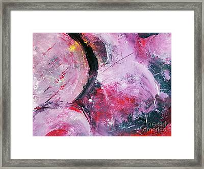 Beyond The Confines Framed Print by Maura Satchell