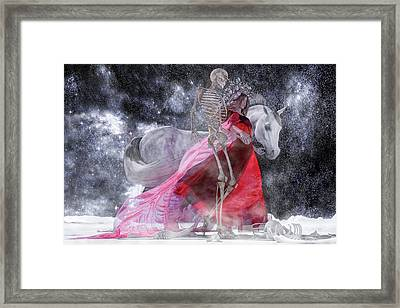 Beyond The Second Framed Print