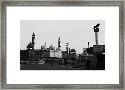 Bhopal Framed Print by Mohammed Nasir