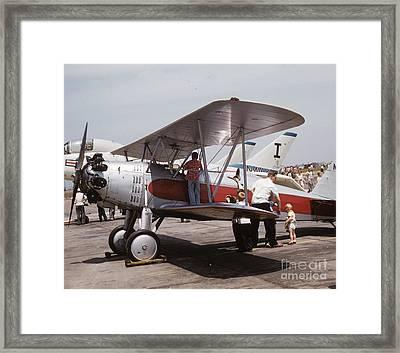 Bi-wing-3 Framed Print