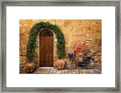 Bicletta Framed Print