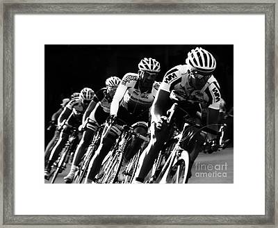 Bicycle Art 1 Framed Print