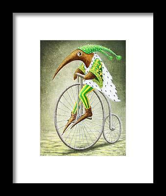 Surrealistic Framed Prints