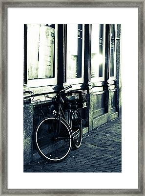Bicycle  Framed Print by Victory  Designs