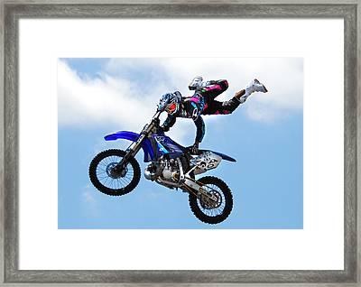 Big Air Framed Print by Craig Incardone