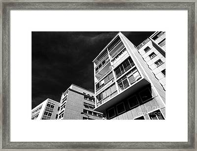 Big And Small Marseille Framed Print by John Rizzuto