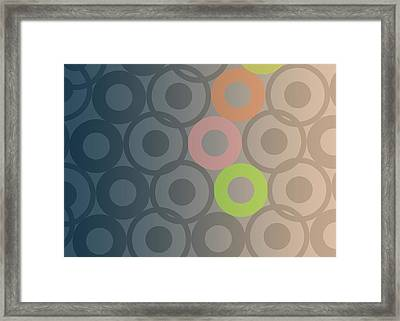 Big Bang Framed Print