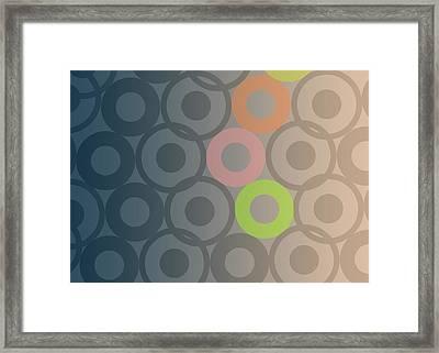 Big Bang Framed Print by Francois Domain