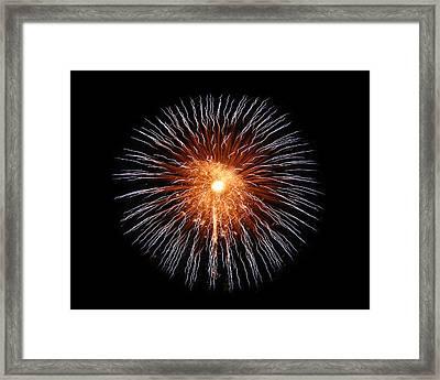 Big Bang Framed Print by Gary Gunderson