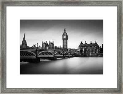 Big Ben Framed Print by Ivo Kerssemakers