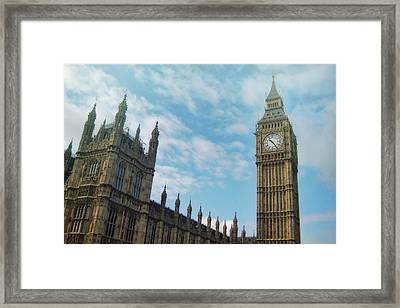 Big Ben Framed Print by JAMART Photography