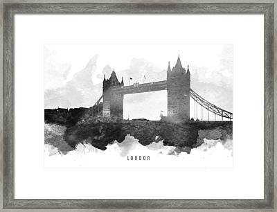 Big Ben London 11 Framed Print by Aged Pixel