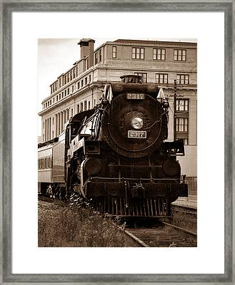 Big Boy... Framed Print