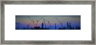 Big Boy Erector Set Framed Print