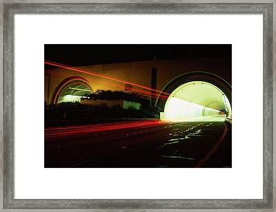 Big City Infrastructure Framed Print by Soli Deo Gloria Wilderness And Wildlife Photography