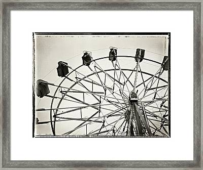 Big Ferris Framed Print