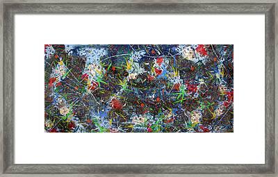 Big Fish Framed Print by Biagio Civale