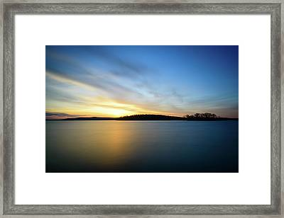 Big Island Framed Print